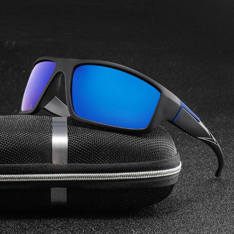 Brand Design Polarized Sunglasses Classic Retro Men Driving Sun Glasse