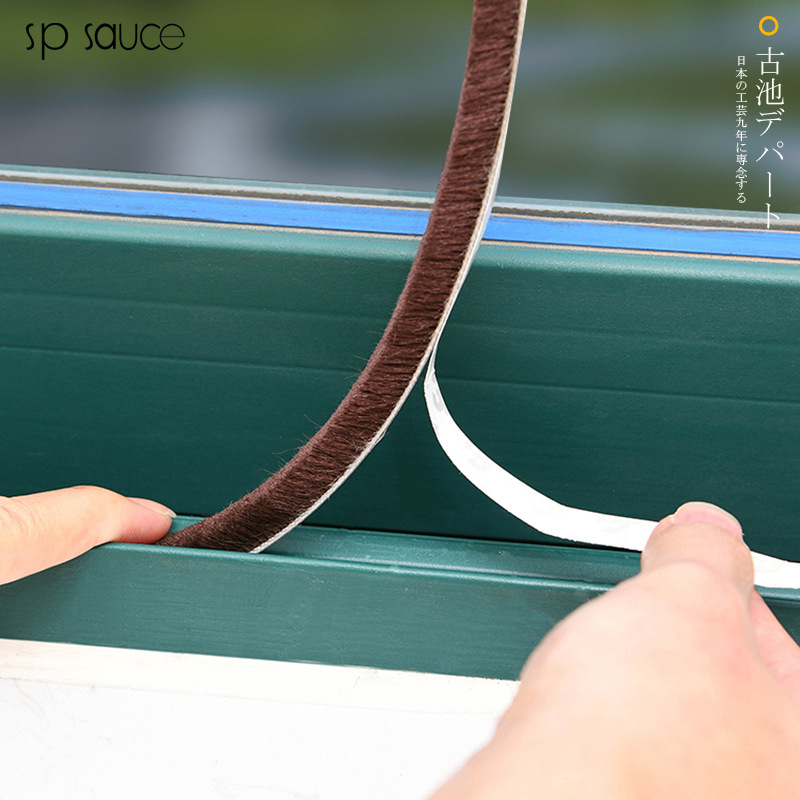 Japan Sp Doors And Windows Seal Up Bar Back Rubber Tops Since Paste Can Cut Out Winter Windbreak Keep Warm Sound Insulation