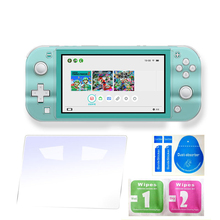 Screen-Protector Switch-Lite Nintendo Protective-Film-Cover Tempered-Film Glass for NS