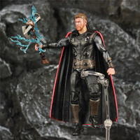 Marvel Avengers Endgame Thor with Stormbreaker Action Figure 6inch. 2