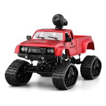 Four-wheel Drive Climbing Pickup Truck with Navigation Camera Off-road Remote Control Car