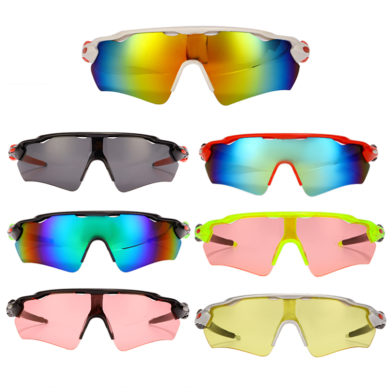 Safety Glasses Anti-wind PC Lens Goggles Anti-splash Anti-UV Windproof Riding Protective Glasses Lab Working Eyewear