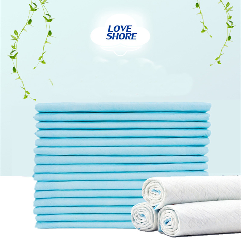 50 Pcs Of Adult Care Pads 60x90cm Disposable Diaper Pad For The Elderly With Diapers  Aged Refreshing Comfortable Breathable