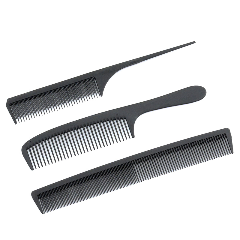 Barber Anti-static Hairdressing Combs Tangled Straight Hair Brushes Girls Ponytail Comb Brush Pro Salon Hair Care Styling Tool