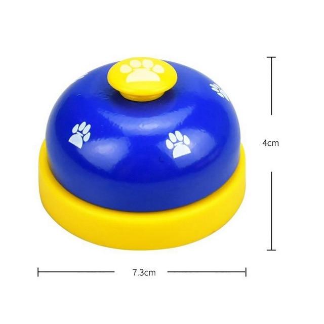 Interactive Dog Training Bell  6