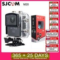 SJCAM-Cámara de acción deportiva M20, videocámara SJ subacuática 4K, Wifi, giroscopio, 2160P, HD, 16MP, DV Original, M20