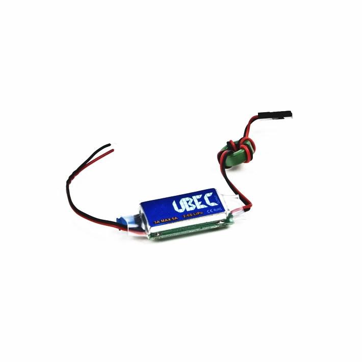 5 В/6 в BEC RC UBEC 3A полностью экранирующий антизаклинивающий импульсный регулятор Новинка для мини квадрокоптера QAV250 QAV210 270 5 В/6 в