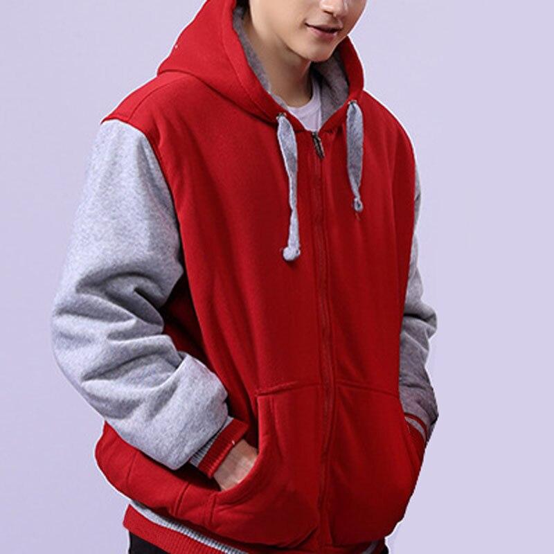 winter warm plus size men sweatshirt 5XL 6XL 7XL 8XL 9XL Bust 157cm Plus size hoodie