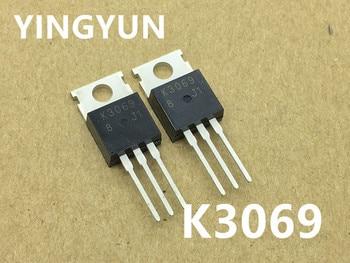 10PCS/Lot   2SK3069 K3069 TO-220 60V 75A  New original 10pcs lot mur2060ctr 20a 600v to 220 new original