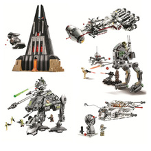 2020 Star Wars The Empire Strikes Back Snowspeeder 20th Anniversary Edition 11429 Building Kit 333pcs  Model Kids Toys 2020 new star wars the empire strikes back 20th anniversary edition building blocks model bricks classic for children toys gift