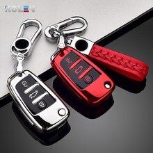 New Soft TPU Car Remote Key Case Cover Protective Shell For Audi C6 R8 A1 A3 Q3 A4 A5 Q5 A6 S6 A7 B6 B7 B8 8P 8V 8L TT RS Sline