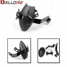 Para honda msx125 2013 2014 2015 acessórios de motocicleta, para reembolso de roda traseira, para paralama, suporte de placa de licença msx 125