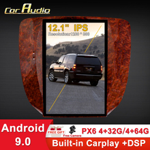 Android 9 For GMC Yukon / Chevrolet Tahoe silverado 2007-201