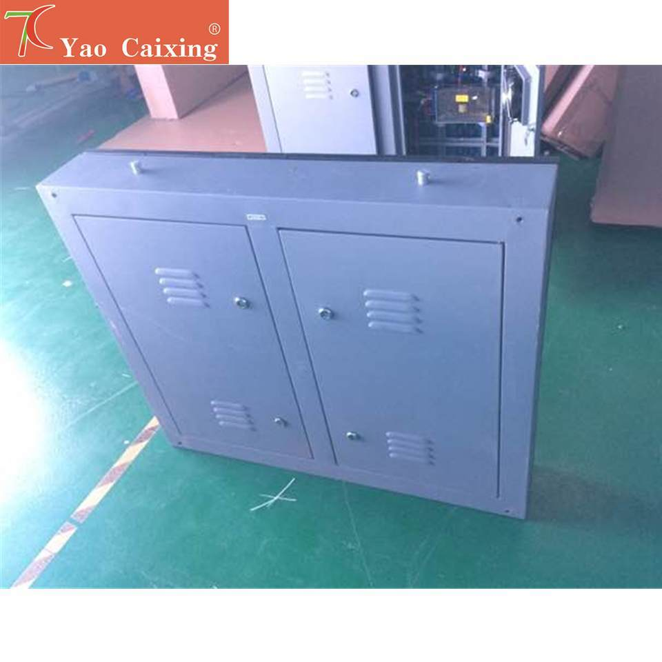 Aliexpress Xxxx High Brightness 960*960mm 2scan P10 SMD Outdoor Waterproof  Cabinet Display