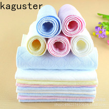 Reusable baby Diapers Cloth Diaper Inserts 1 piece Insert 100% Cotton Washable Baby Care Products microfiber newborn diaper reusable baby diapers cloth diaper inserts 1 piece insert 100