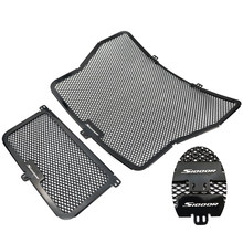 Radiator Cover Grill Fit For BMW S1000R 2014-2018 S1000RR S1000XR HP4 Motorcycle Radiator Guard and Oil Cooler Protector