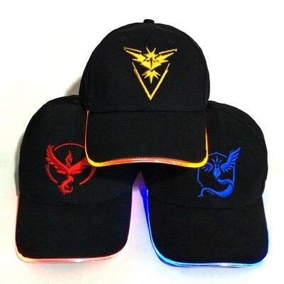 anime-hat-font-b-pokemon-b-font-go-hat-unisex-adult-cotton-baseball-cap-hip-hop-led-lighted-hat-font-b-pokemon-b-font-the-hat-will-shine-cosplay-accessories
