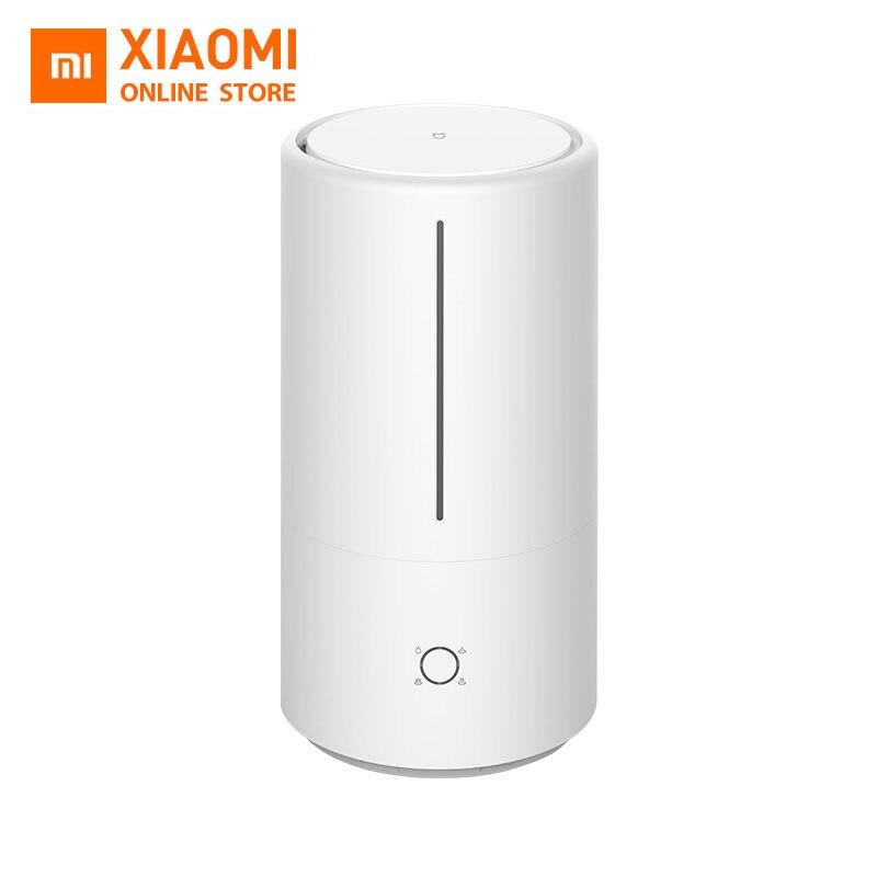 2019 Xiaomi Mijia Smart Air Humidifier Pure Evaporative Low Noisy UV-C Sterilization Disinfection Mijia APP Remote Control 4.5L