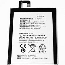 Аккумулятор 3,85 В 2500 мАч BL250 для Lenovo Vibe S1 S1c50 S1a40