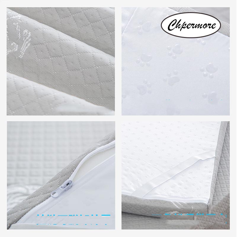 Chpermore Thicken Memory Foam Mattress Foldable Slow rebound Tatami Cotton Mattress Cover Bedspreads King Queen Twin Full Size 4