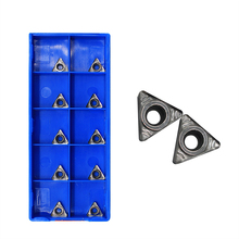 10PCS TCGT090208 AK H01 TCGT18.52 Internal Turning Tools Aluminum Cutter Carbide Insert Lathe