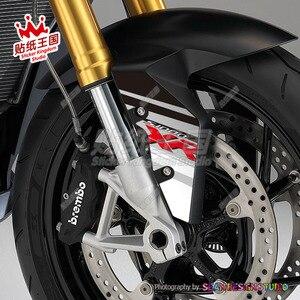 Image 2 - 1 paar Für BMW S1000XR 2015 2019 kit Fender PARAFANGO Motorrad Aufkleber Wasserdicht Aufkleber