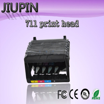 цена на High Quality original new 711 Print head Printhead Compatible For HP T120 T520 C1Q10A HP711 Designjet Printer Head