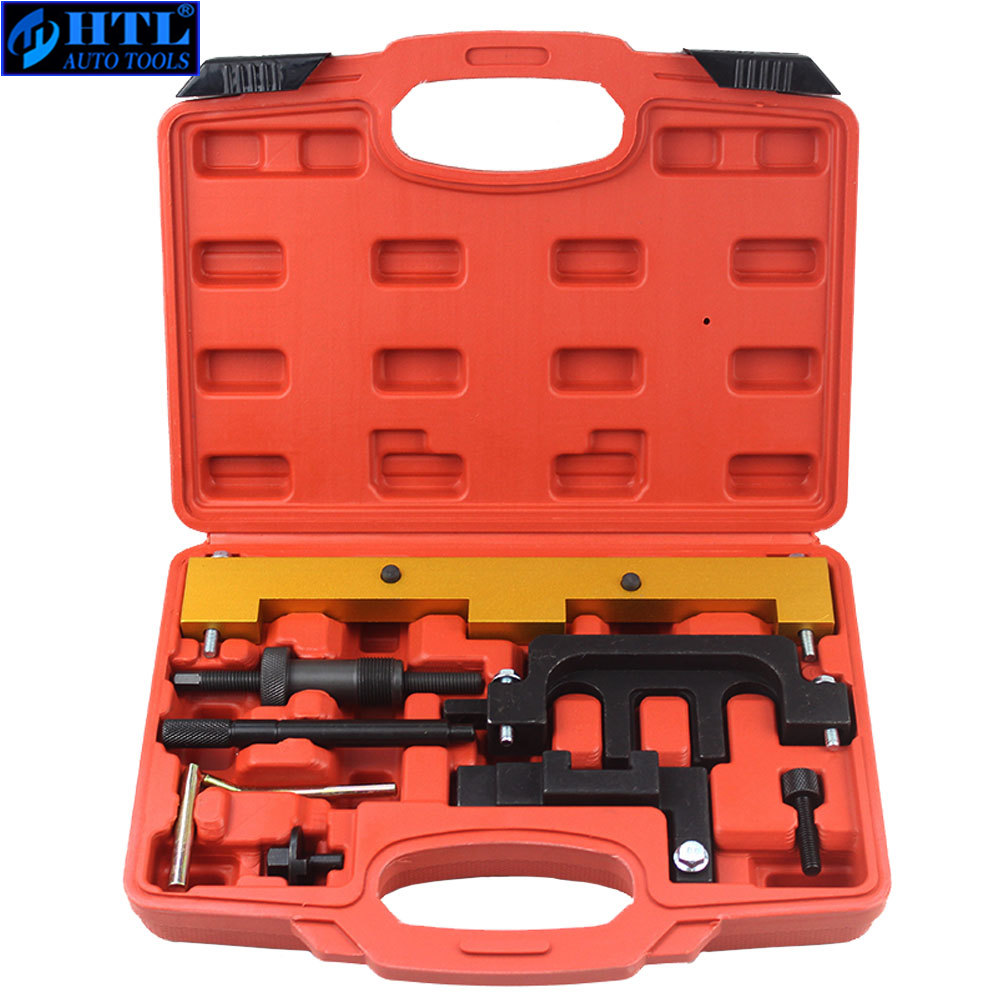 Petrol Engine Setting Timing Locking Tool Kit For BMW N42 N46 N46T B18/-A B20/-A/-B Camshaft