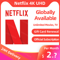HDMI Netflix 1 mon TV Android 9,0 Quad Core 1080P HD Smart TV Stick 4K de Netflix UHD