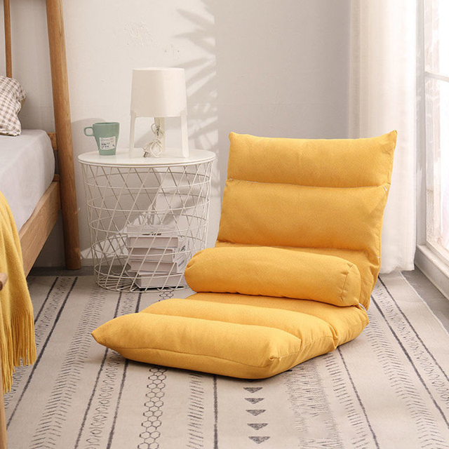 Folding chaise longue for home 5