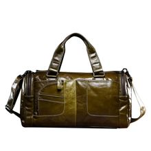 Travel Storage Luggage Large Capacity Shoulder Duffle Bag Handbag Organizer