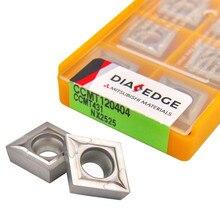 CCMT120404 NX2525/CCMT120408 NX2525/CCMT120404 JS550/CCMT120408 JS550  CCMT431 CCMT432  CNC carbide inserts 10PCS/BOX