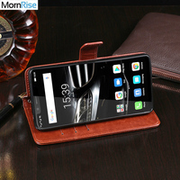 Luxury Vintage PU Leather Flip Cover For Ulefone Armor 6 / 7 Case Wallet Kickstand Card Pocket Business Style Phone Bags Fundas|Wallet Cases|   -