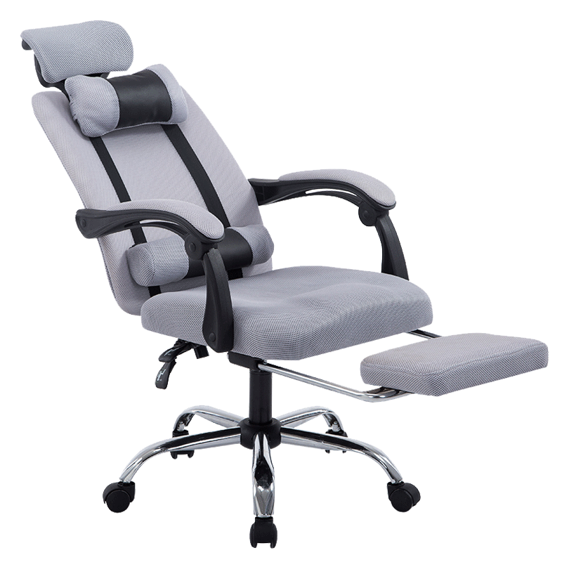 Computer Chair Home Mesh Office Chair Lift Rotary Gaming Chair Dormitory Chair Specials Reclining Lunch Break Chair