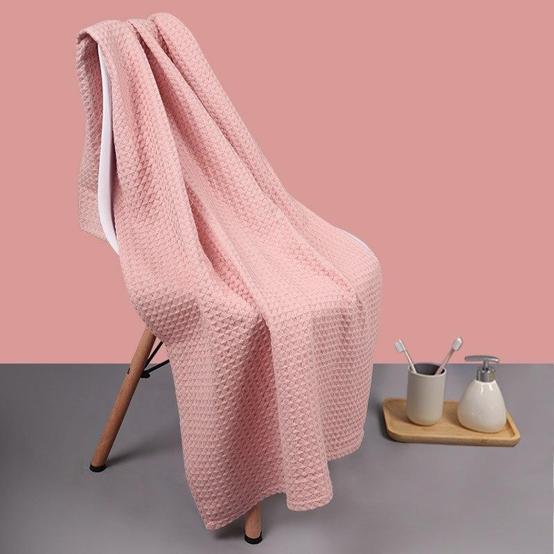 Japonais coton serviette de bain bébé doux serviette de bain doux absorbant Microfibre coton adulte enfants salle de bain serviettes noël 6MM39