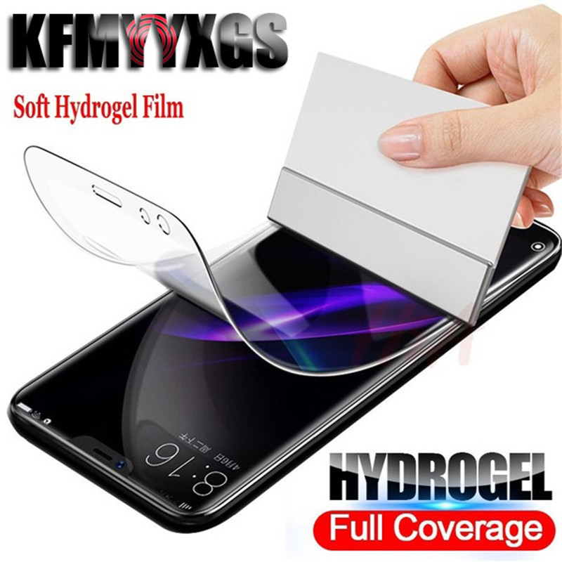 9D Ultra Thin Clear Full Cover Soft Hydrogel Film Screen Protector For Huawei P9 P10 Plus P20 P30lite Pro Mate 10 20 30 Pro Lite