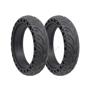 Image 1 - Upgraded Electric Scooter Damping Tyre for Xiaomi M365 Scooter for M365 Pro Kickscooter Hollow Shock Absorber Solid Tyres