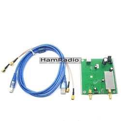 Сделано BG7TBL NWT500 0,1 MHz-550 MHz USB сканирующий анализатор + SMA кабель + адаптер питания + USB кабель
