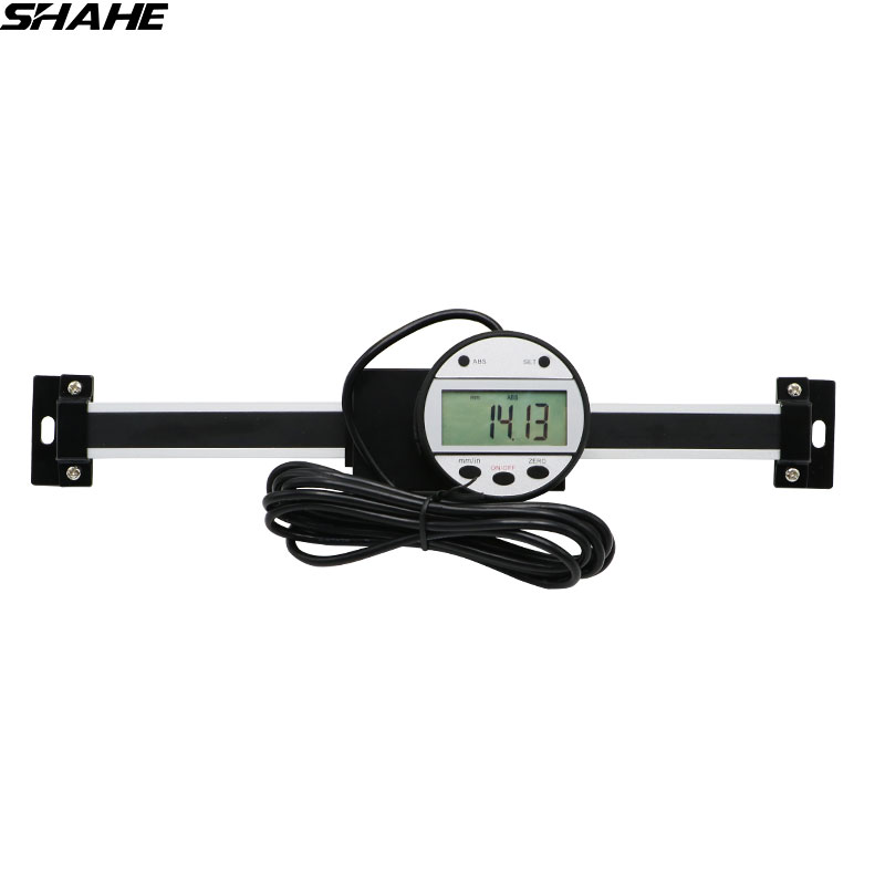 150/200/300mm Digital Readout Dro Remote Lcd Linear Scale For Milling Machines Or Lathes Machine Tools Measuring Tool