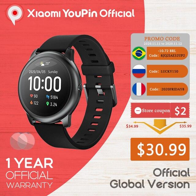 YouPin solar LS05 montre intelligente Sport  1
