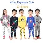 Children Pajamas Set...