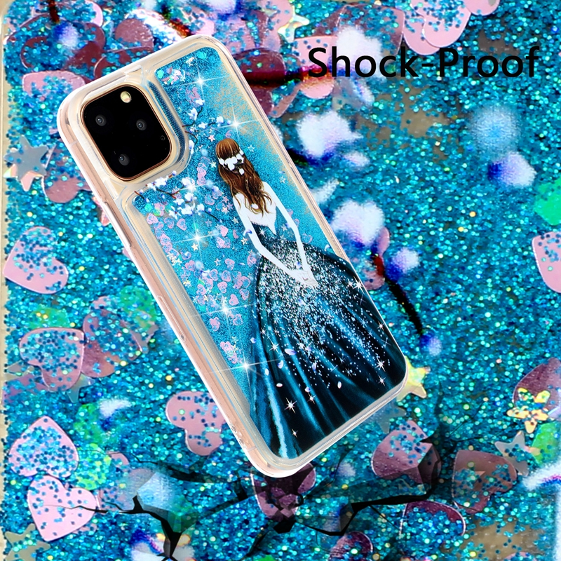 Girls Glitter Star Case for iPhone 11/11 Pro/11 Pro Max 5