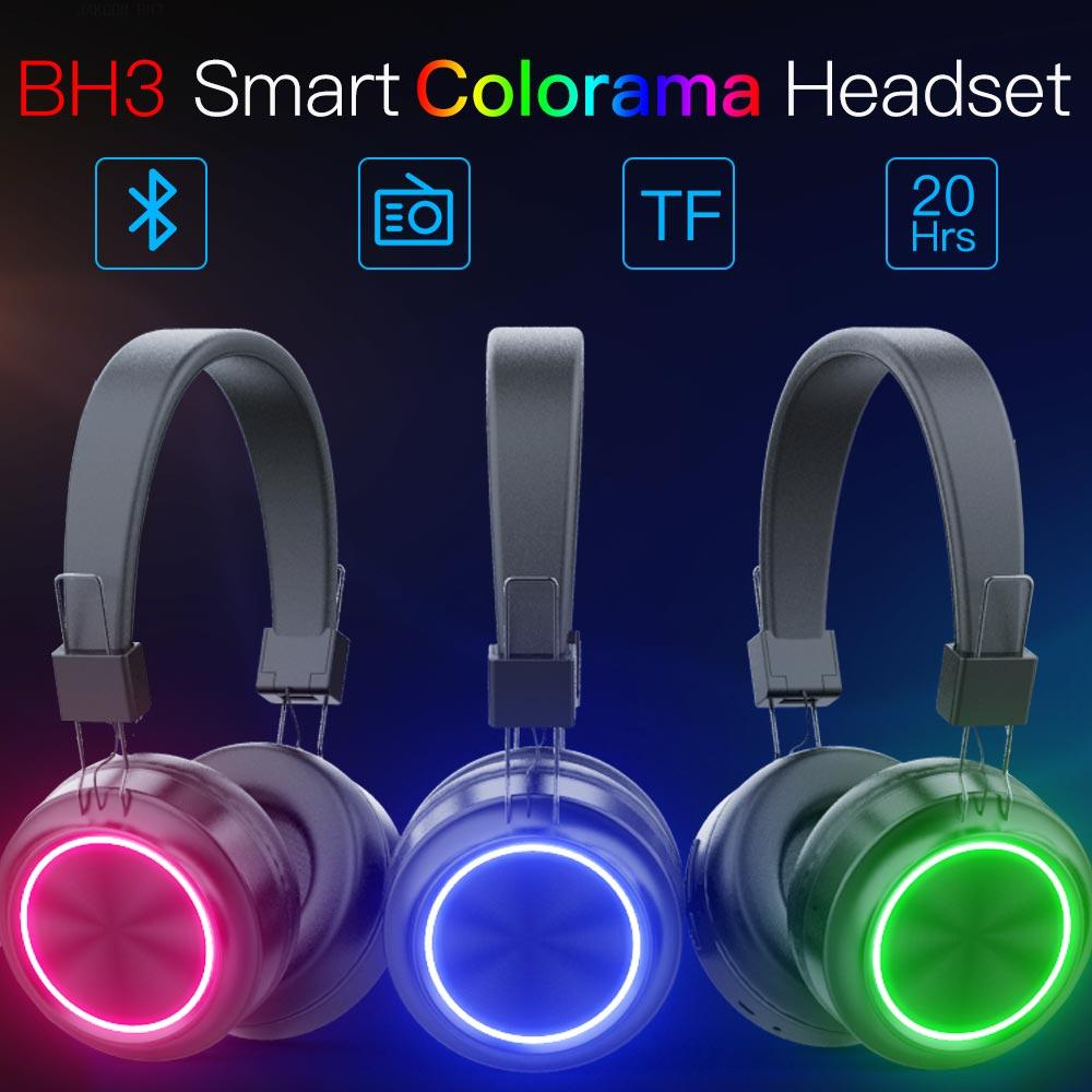 JAKCOM BH3 Smart Colorama Headset as in moomin <font><b>oneodio</b></font> awei image