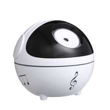 Музыкальный увлажнитель воздуха Usb беззвучный настольный ночник-светильник беззвучный косой распылитель
