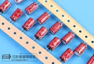Image 3 - 10pcs NEW ELNA Long Life RSE 10V470UF 12.5X20MM 470UF/10V audio electrolytic capacitor longlife 470UF 10V DAC filter capacitor