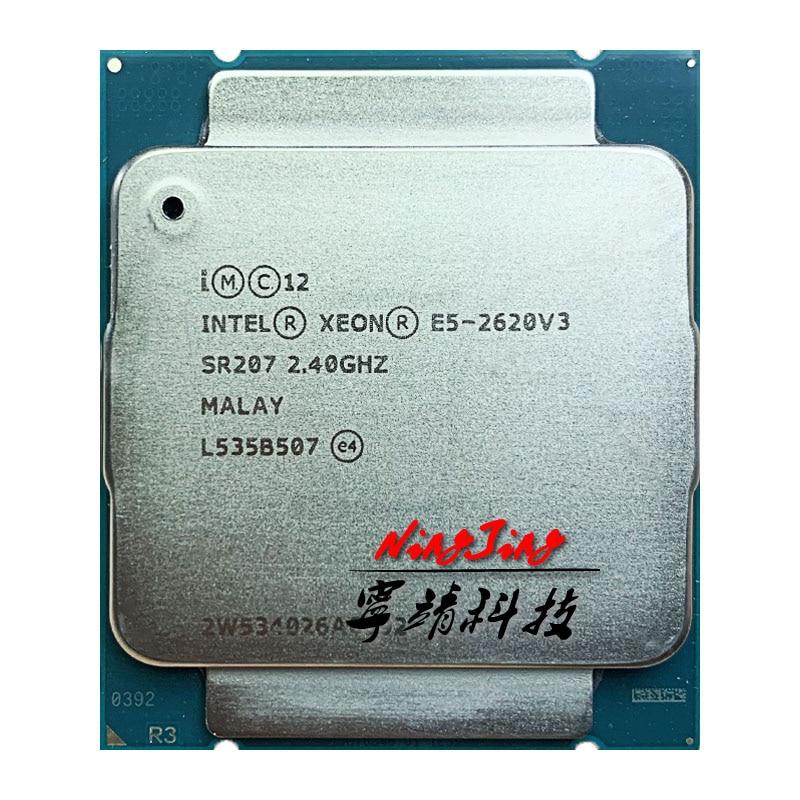 Intel Xeon E5 2660 V3 E5 2660V3 E5-2660 V3 E5-2660V3 Processor 2.6Ghz Turbo Frequency 3.3Ghz 10 Core 105W LGA 2011-3 CPU