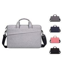 """Laptop çantası omuz çantası kol dizüstü Lenovo ThinkPad 15.6 """"ideapad 14 inç Yoga 12.5 11 13.3"""" Ultrabook çanta"""