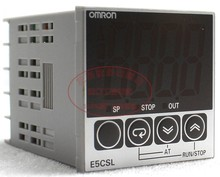 Original authentic Omron  digital display temperature controller temperature controller E5CSL-QTC E5CSL-QP E5CSL-RTC E5CSL-RP [sa] new original authentic spot lovato controller 31btpm1 220
