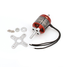 C3542 920KV 2 4S 6mm Outrunner Brushless Motor for RC FPV Fixed Wing Glide Drone Airplane Aircraft Plane Warbirds