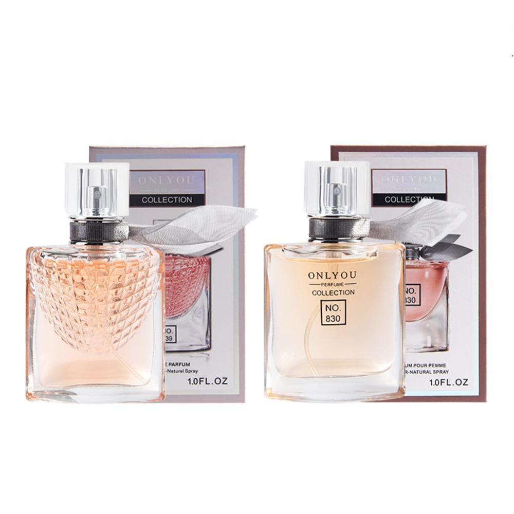 30ml Perfume For Women Men Deodorant Fragrance Body Spray Glass Bottle Long Lasting Freshener Atomizer Water High Quality
